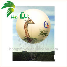 Animal Model Printing Inflatable Air-up Balloon Spheres