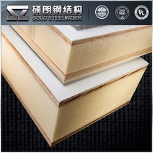 Competitive Price PU Foam Sandwich Wall Panel