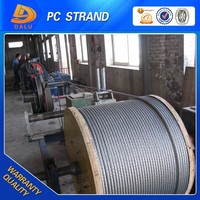 Hot sale high-way bridges used spiral ribs pc wire