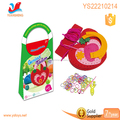 DIY educational toys children diy hand bag funny handmade fabric bag for girl
