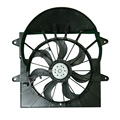 Aftermarket car parts for JEEP GRAND CHEROKEE 08'~10' 3.7L 4.7L 6.1L 4PIN OEM#55037969AB JEEP radiator fan Auto cooling fan