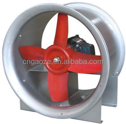 T35-11 Powerful axial fan
