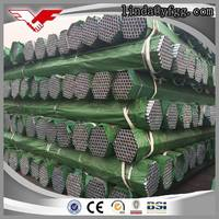 EN39 YOUFA Aluminium Killed 48mm HDG Galvanized Carbon Steel Pipe and Tube