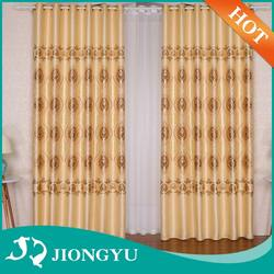 2015 Top quality Low price Beautiful Pattern custom lace curtains