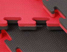 40mm non-toxic interlocking foam mat tatami puzzle mat martial jigsaw mat factory from linyi, China
