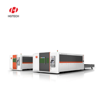 Affordable Fiber Laser CNC Cutting Machinery with high speed and all-closed protective glass