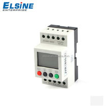 Three Phase Multifunctional voltage monitoring Phase Sequence protective Relay RD6-W