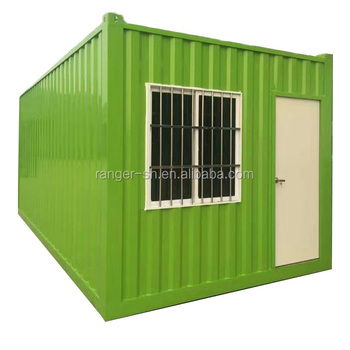 cheap prefab sandwich panel container house