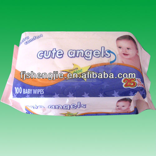 OEM organic cotton comfort disposable natural baby wet wipe manufacturers philippines