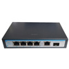 All Gigabit 6 Ports Network POE