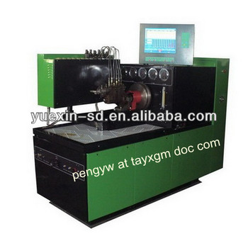 NTS815 fuel injection pump test stand