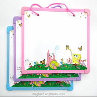 Wholesale magnetic white board and magnetic drawing board and magnetic board