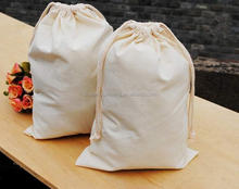 Hot product Cheap Cotton Giveaway Drawstring Bags