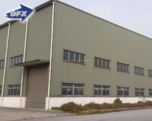 Prefab Steel Warehouse With Good Price Light Steel Frame Warehouse