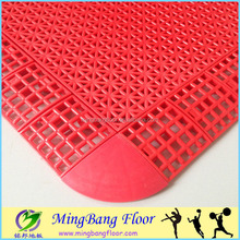 100% pp outdoor interlock pp sports floor Basketball, Futsal,Tennis,Table tennis,Gym Kindergarten