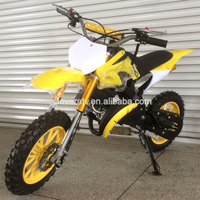 Chinese Air Cooled Dirt Bike 49cc Mini Moto Bike Motorcycle for Children