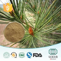 GMP OEM factory supply Pure Natural Pine Needle Extract powder with low price OPC for skin care,organic Pine Needle powder