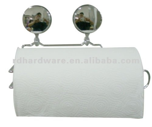 Clear plastic bathroom accessories
