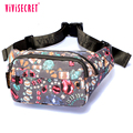 Vivisecret Wholesale Hot Sale Travel Waist Bags/Leisure Money Belt Bag / Passport & Money & Tickets Waist Pack