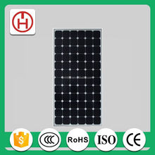 hot sale high efficiency 12v 150w solar panel factory direct price in china