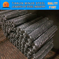 economy hot dipped galvanized steel wire with bes from steel mill of.good quality
