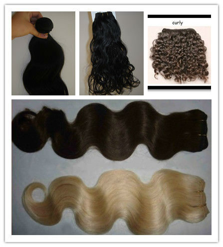 Top quality brazilian hair extension/weaving baby love hair products