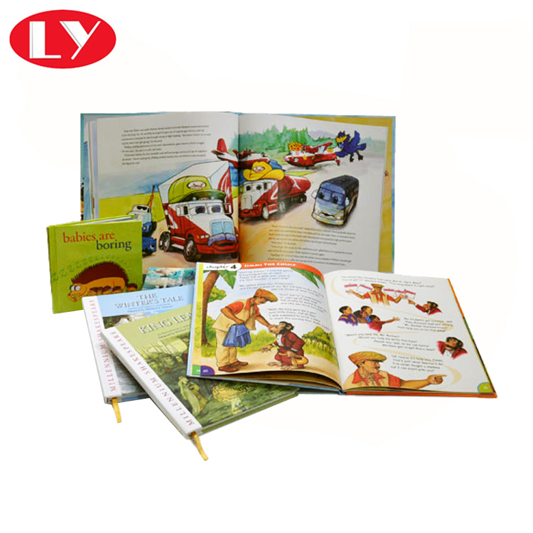 High Quality Children Card Book Supplier in Liyang of China