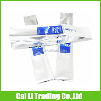 aluminum foil tea packing vacuum gusset bag material