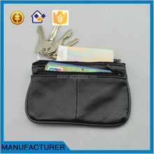 Top quality sheepskin leather coin purse & Leather wallet