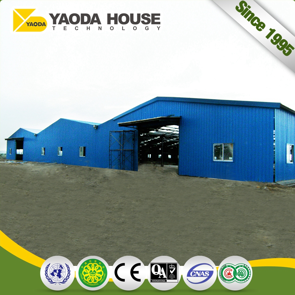 china foshan metal structure steel building quick build warehouse