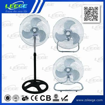 FS45-31 CE CB Safety High power Large silent 18 inch cheap industrial fan