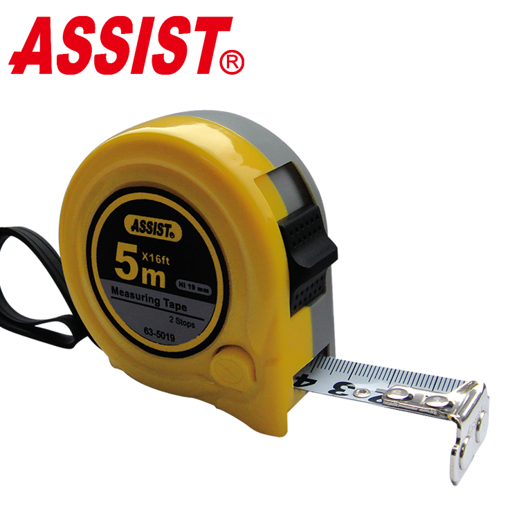 OEM autologic assist plus ABS case 5m meter and inch tape <strong>measure</strong>