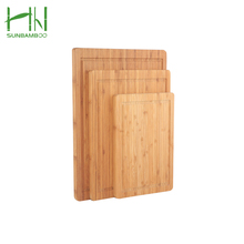 Eco-friendly China factory chinese bamboo kitchenware combo board