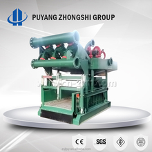 offer API Oil field ZS 703 Linear Motion API standard Drilling Fluids Linear Shale Shaker from manufacturer / Chinese supplier