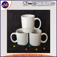 380ml China manufacturer supply cheap bulk stoneware sublimation mug, high quality ceramic coffee/tea mugs