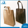 New Design High-end Eco-friendly Brown Paper Grocery Bags