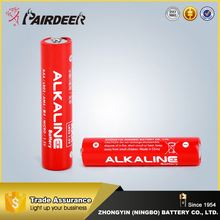 Competitive price factory supply aaa lr03 am4 1.5v alkaline battery aa
