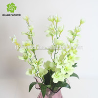 High quality artificial flowers orchid for wedding table decoration