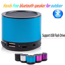 super bass bluetooth mp3 speaker support USB flash drive Portable Mobile Wireless smart bluetooth speaker