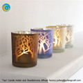 engraving glass candle holders yufengcraft www.yufengcraft.cn