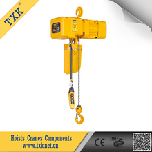 Top Quality ER2 Electric Chain Hoist with CE certificated 500kg