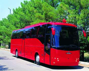 Scania-Oghab Bus