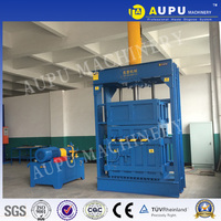 Y82 hydraulic waste cardboard baler machine