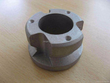 custom mould drawings cast iron pump parts