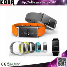 KODA New Product Pedometer &Calories Consume &GPS tracker Bluetooth Bracelet Watch