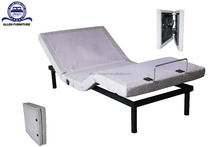 Hot New Design Adjustable Bed center foldable in small box ship Via fedex