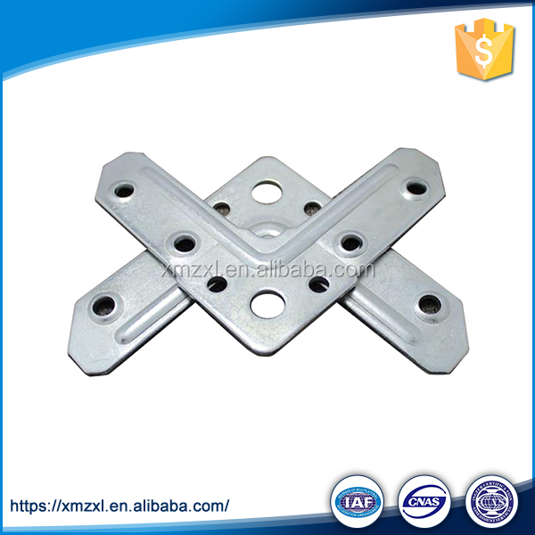 TDC/TDF Duct Flange Corners for Rectangular Duct Connection System