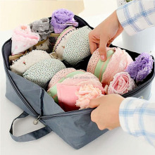 Large Capacity Cartoon Lingerie Travel underwear bra bag organizer