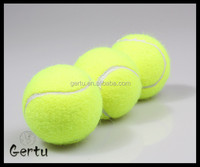 3pcs set pack training quality tennis ball