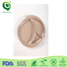 eco-friendly biodegradable cheap charger japanese paper plates wholesale